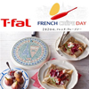 T-fal FRENCH CREPE DAY 2月2日は、フレンチ・クレープデー